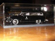 1:43 Borgward hansa 2400 coche fúnebre Hearse corbillard carro funebre neo OVP