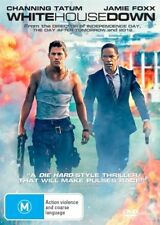White House Down (Channing Tatum & Jamie Foxx) DVD (Region 2/4/5)