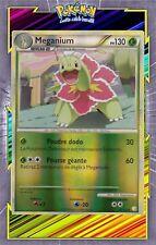 Meganium Reverse -HS01:HeartGold SoulSilver-26/123-Carte Pokemon Neuve Française