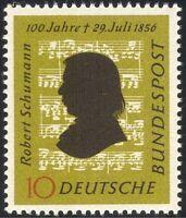 Germany 1956 Robert Schumann/Music/Composer/People/Musical Score 1v (n43462)