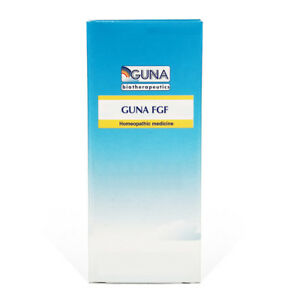 GUNA FGF 4CH (Fibroblast Growth Factor) 30ml Drops