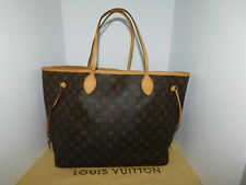 LOUIS VUITTON NEVERFULL GM Monogram Tote Hand Bag Authentic