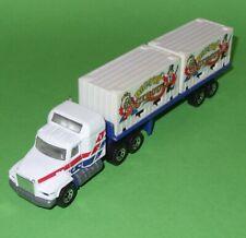 Matchbox Convoy / CY28  Mack CH600 Truck 'Big Top Circus'
