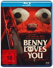 Benny Loves You (uncut) Blu-ray FSK18 *NEU*OVP*
