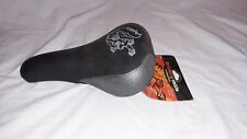 Mongoose Extreme Gear Dirt Jumping Bmx Racing, Saddle Bike Seat, Embossed. Nwt.