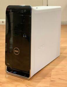 Dell XPS 8500 / 250GB SSD & 3TB HDD / Intel Core i7 3rd Gen 3.4GHz / 32GB RAM