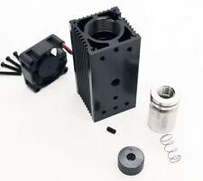 TO38 3.8mm Laser Diode Module DIY Heat-Sink Host/ Focus-able Host w/ Fan