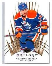 (HCW) 2014-15 Upper Deck Trilogy #16 Jordan Eberle Oilers NHL Mint