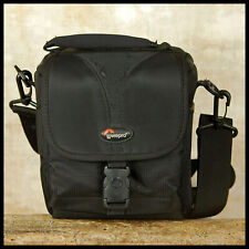 Lowepro Rezo 120AW Black shoulder camera Bag ideal Canon Nikon Sony DSLR + lens