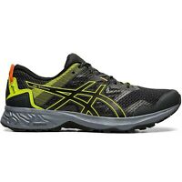 Men's Asics GEL-SONOMA 5 1011A661-021 Graphite Grey-Black Lace-Up Running Shoes