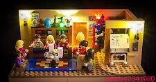 LED Light kit for Lego Big Bang Theory set 21302