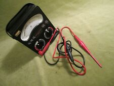 More details for avo meter eight mk 6 with avo leads & probes, vintage {physics} working