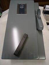 Allen-Bradley 1494F-JNJ633 Series A 30 Amp 60 V Class J Fuses Disconnect Switch
