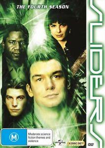 Sliders - Season 04 DVD