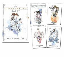 New, The Linestrider Tarot, Thompson, Siolo, Book