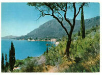 Benitses, Corfu, Greece Rare Picture Postcard Posted