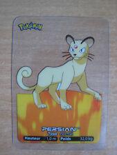 POKEMON LAMINCARDS PERSIAN