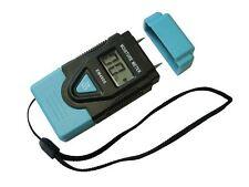 Faithfull - Damp & Moisture Meter LCD Display - EM4806