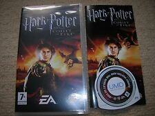 Harry Potter and the Goblet of Fire  - Rare Sony PSP Game