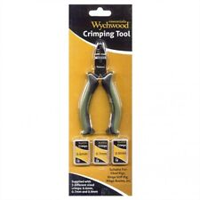 Wychwood Carp Fishing NEW Crimping Crimp Tool Pliers or Crimps 0.6mm,0.7mm,0.9mm