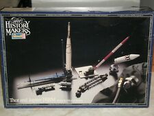 Revell Scale 1/110 Scale Thor and Jupiter IRBM Missiles