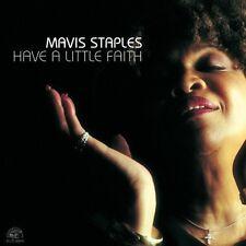 Mavis Staples - Have a Little Faith [New CD]