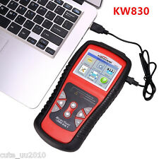 KW830 CAN Car EOBD OBDII Diagnostic Tool Auto Scanner Fault Code Reader AL519