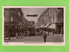 More details for clayton street newcastle on tyne tram policeman unused rp pc   ref a599