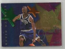 1995-96 Hoops Basketball Kevin Garnett Grant's All Rookie Team Card AR6 (CSC)