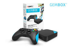 EMTEC GEM BOX ANDROID GAMES CONSOLE GEMBOX STARTER PACK BRAND NEW IN BOX