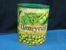 Honeyville Farms Freeze Dried Peas #10 Can Emergency Food Storage