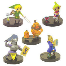 The Legend of Zelda Phantom Hourglass Buildable Random Blind Action Figure