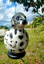 Cute Dalmatians Wood Bird House
