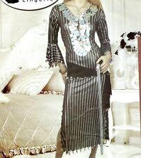 Egyptian New Belly Dance Dress, Saidi bellydance Costume, Baladi Galabeya