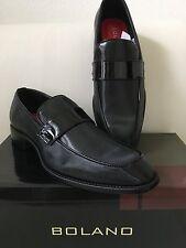 Bolano New Men Dress Shoes Loafer Slip On Prom Wedding Tuxedo Fashionable Shoes.