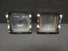 Kowa 6 focus screen 2 units for kowa six model camera