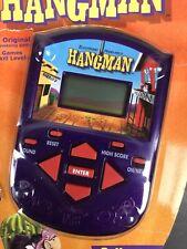 Hangman Electronic Hand Held Game Hasbro Milton Bradley NEW SEALED 2002