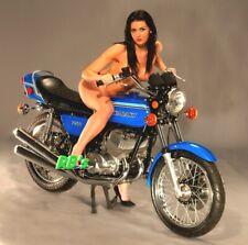 Kawasaki H2 750 Triple 1971 / 1972 H2 Decal set Blue  - Simply the BEST!