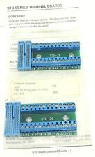 Lot Of 2 New Acces Io Products Stb-26 Terminal Boards Stb26 Rev. 01