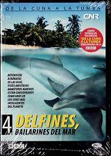 De la cuna a la tumba 4: DELFINES, bailarines del mar. Documental BBC