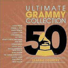 NEW Ultimate GRAMMY Collection: Classic Country (Audio CD)