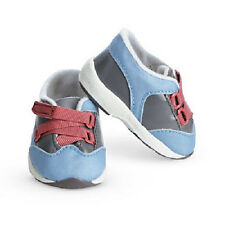"""American Girl MY AG ACTIVE SNEAKERS Sporty Gym Shoes for 18"""" Dolls Retired NEW"""
