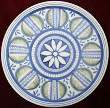 """Figa's Ribesalbes White Clay Serving Charger Plate 13 3/4"""""""