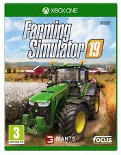 Landwirtschafts-Simulator  19 2019 - Xbox One Spiel - NEU OVP