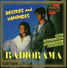 Radiorama – Desires And Vampires (CD, Album, Ariola Express – 297 078)