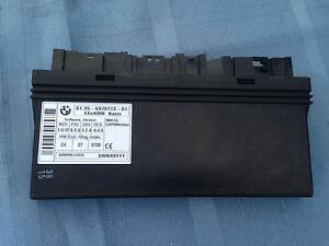 BMW E63 650I 645I M6 645CI BODY CONTROL MODULE E6xKBM OEM 6978713