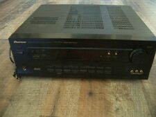 Vintage 1999 Pioneer VSX-D508 Audio Video Multi Channel Receiver Speaker System!