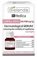 Bielenda Dr Medica Capillaries Dermatological Face Serum Reducing Skin Redness