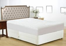 Twin Bed Premium Quilted Cotton Waterproof / Fitted Mattress Protector Cover