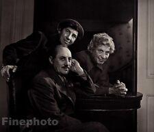 1946/83 Vintage MARX BROTHERS Broadway Vaudeville Photo Art ~ YOUSUF KARSH 11x14